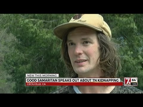 Good Samaritan speaks out on TN kidnapping