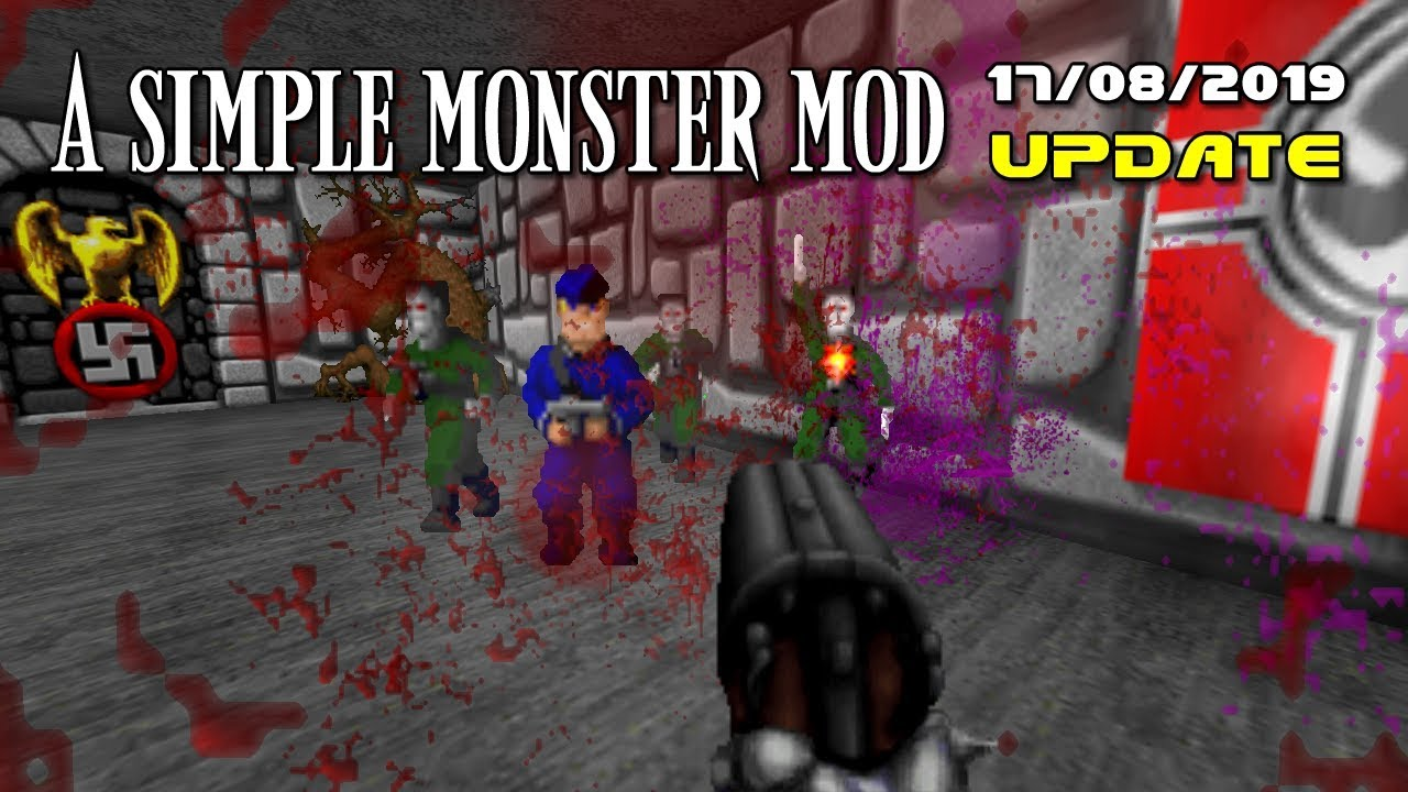 Army Of Darkness A Simple Monster Mod Update 17 08 19 Youtube