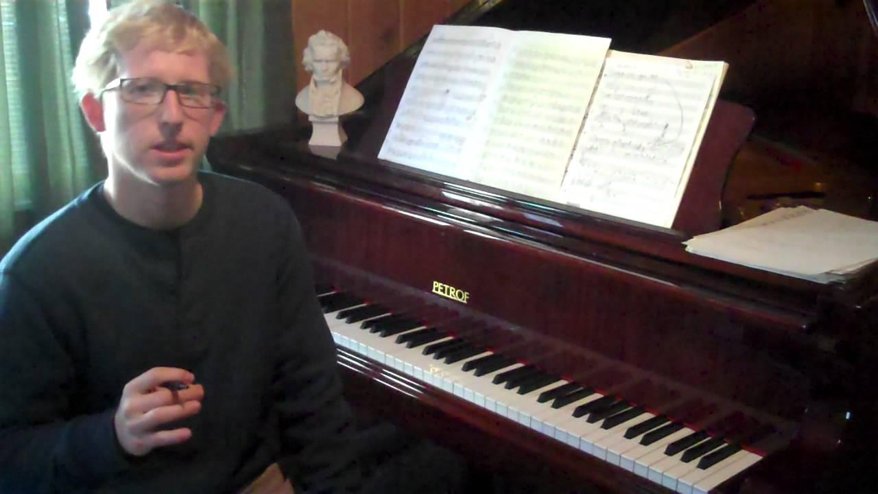 Structure in Musical Composition: Sonata-Allegro form