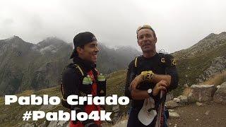 Pablo Criado reto 4k - Cervino - Monte Rosa - Gran Paradiso - Mont Blanc #Pablo4k
