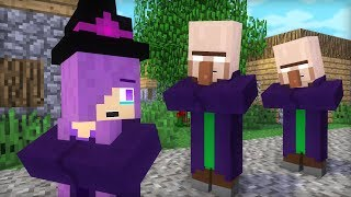 Witch & Villager Life IX - Minecraft Animation