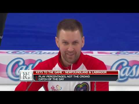 2017 Tim Hortons Brier Final - Gushue (NL) vs. Koe (CAN)