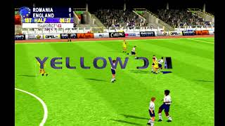 Sega Worldwide Soccer 2000: Euro Edition -Gameplay- Dreamcast