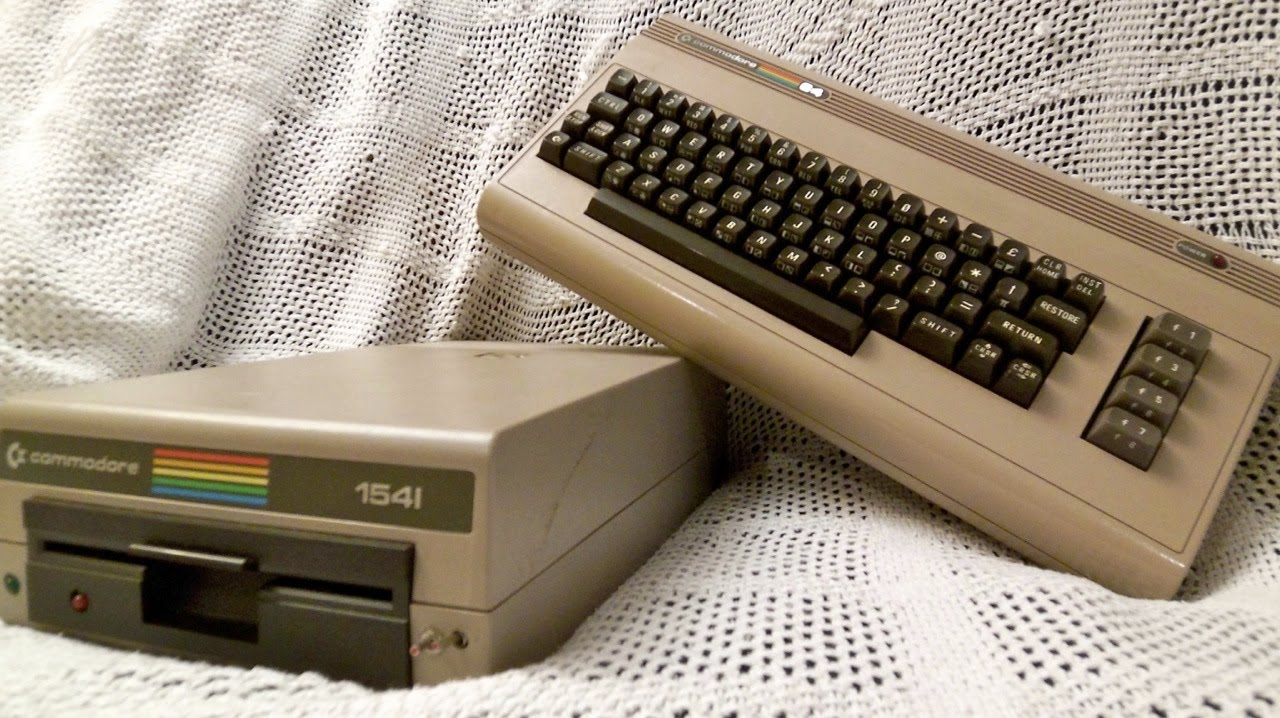 Favorite Commodore 64 Games - Vloggest