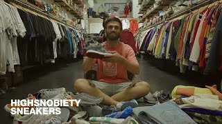 Video We Joined Sean Wotherspoon In His Massive Closet For His Sneaker Rotation download MP3, 3GP, MP4, WEBM, AVI, FLV September 2017
