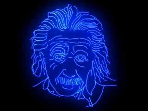 neon light animation
