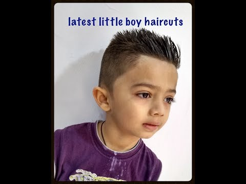latest little boy haircuts, short Hairstyles For Kids,New Hairstyles For Kids 2018 , al ras saloon