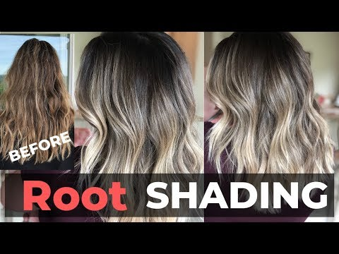 How To Do Teasy Lights Root Shading And Color Melting Full Tutorial And Formulas Youtube