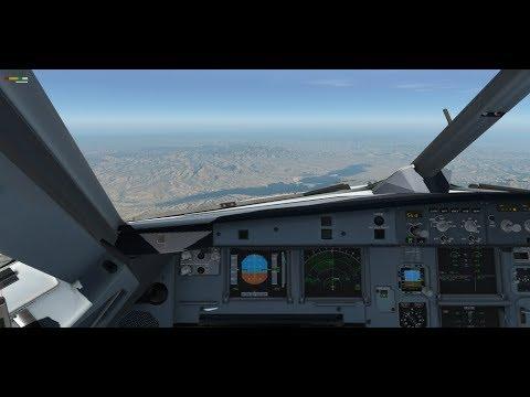 FF A320 rain effect
