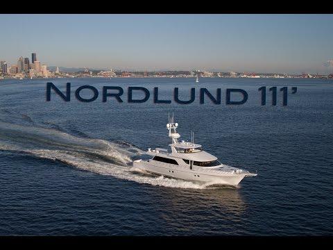 111' Sportfishing Yacht.  Nordlund 111' SOLD!