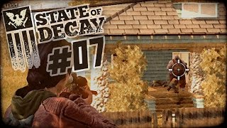 "State of Decay Day One Edition Part 7 - ""JUGGERNAUT ZOMBIE!!!"" 1080p PC Gameplay"