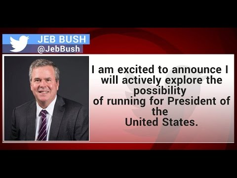 Jeb Bush 2016 bid: Three advantages and disadvantages
