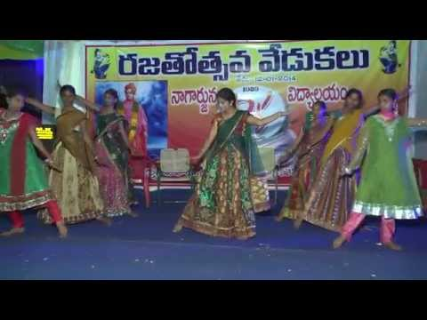 Silver jubilee celebrations 'Ennalaku guruthukuvachinde vana '   Nagarjuna vidyalayam