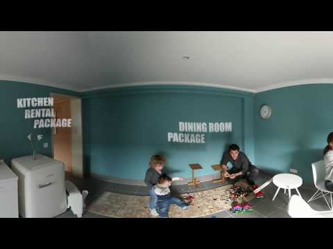 Furniture Leasing Corporation Showroom - Relocation to Germany The Apartment 360 Video