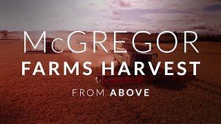 McGregor Farms Harvest, Coldstream Mains Farm