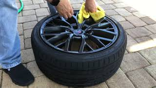 How to Ceramic CoaT your Rims and Calipers