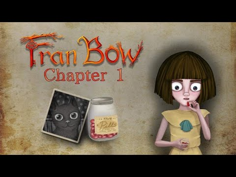 Fran Bow Chapter 1 - Walkthrough/Gameplay/Achievement Guide [No Commentary]