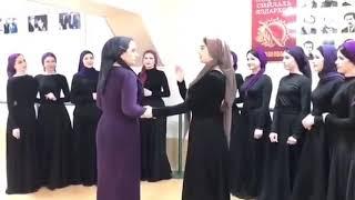 حوريات الارض وملكات جمال العالم هن بنات الشيشان ❤️