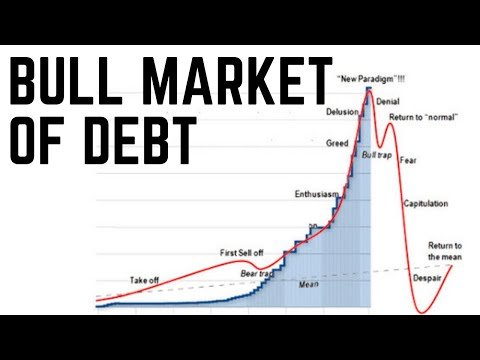 Why the Debt Bubble Is About to Pop