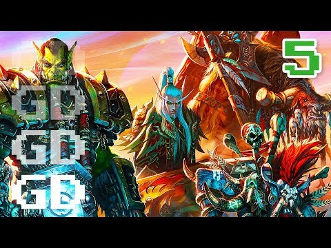 World of Warcraft Gameplay Part 5 - The Dead Scar - WoW Let's Play Series