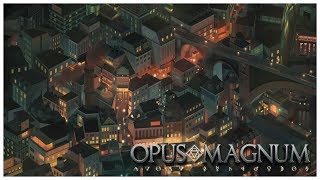 Opus Magnum - Purification Programming Puzzle - Let's Play / Gameplay / Beverage