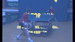 Основные упражнения для тренировок в настольном теннисе