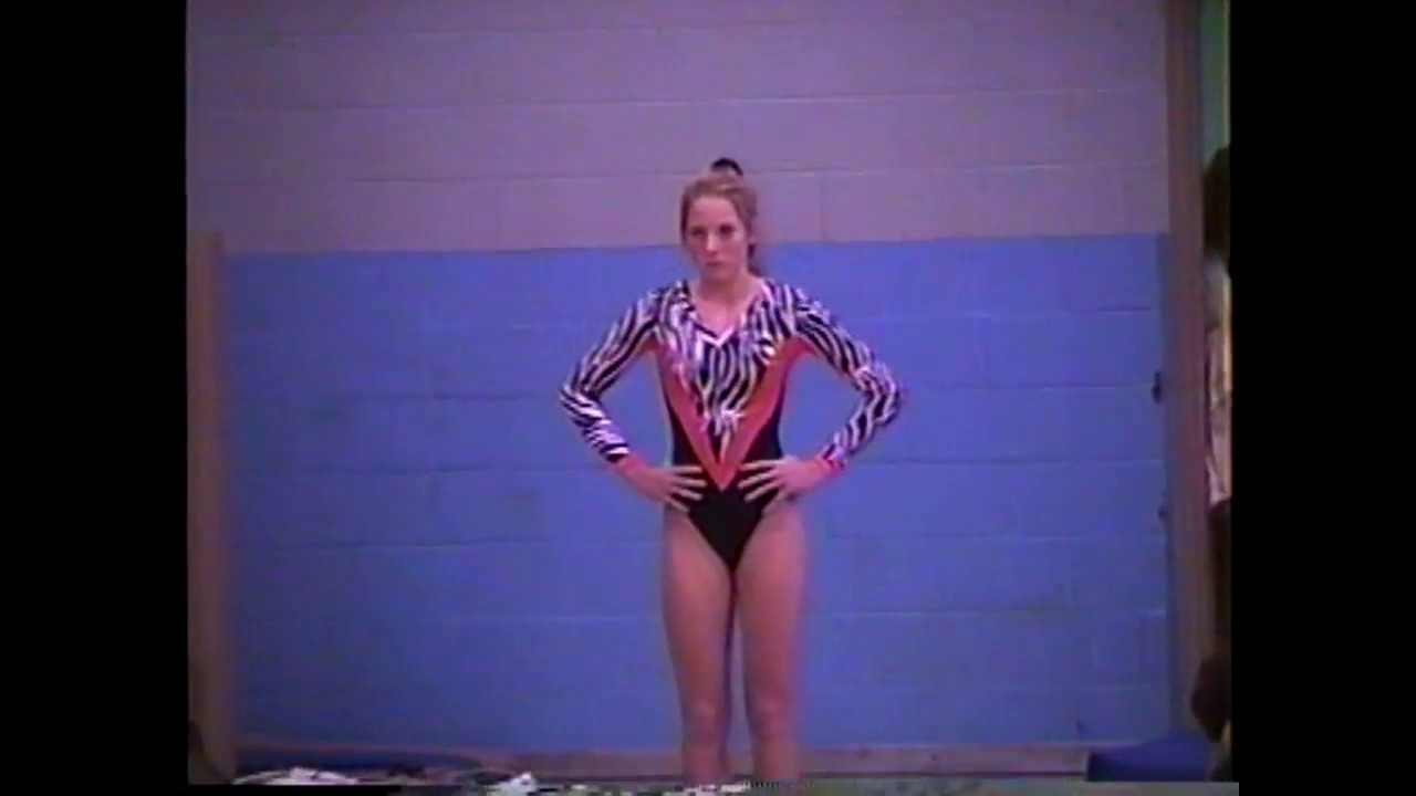 Plattsburgh - Peru Gymnastics  9-28-90