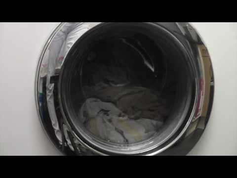 Miele W562 - Bedding Cottons 95ºc - First wash with Daz Detergent!