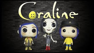 Coraline Funko Pop Collection Review with Chase Coraline Pop!
