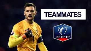 Who is the best French FIFA player? Hugo Lloris | Teammates - France