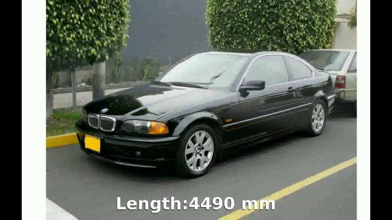2000 Bmw 323 Ci Review Specs