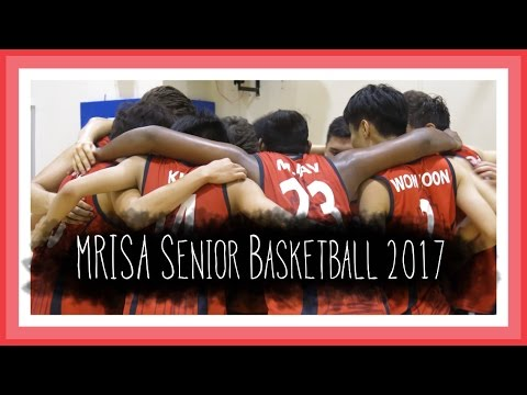 MRISA Senior Basketball 2017 | Vlog