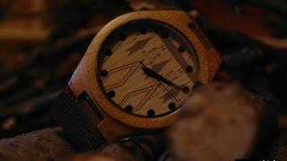 Они настоящие?! Оригинальный подарок- Бамбуковые часы из Китая с Aliexpress.(Aliexpress на русском- http://ali.pub/4l8uk ✓ Деревянные часы (мои)- http://ali.pub/0rd17 ✓ Красивые часы с оленем- http://ali.pub/jsmre..., 2016-01-26T00:53:09.000Z)