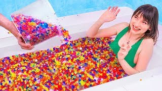 100 Ways to Use Orbeez