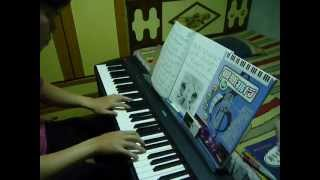 范逸臣-情書-海角七號-鋼琴彈奏