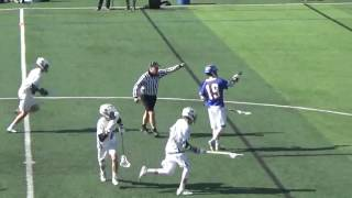 Acton Boxborough Varsity Boys Lacrosse vs Newton South 4/18/17