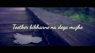 Tootker ft. George Jacob || Ashley Joseph || New Hindi Christian Worship Song || Lyric Video [HD]