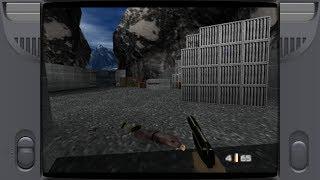 007 - GoldenEye (N64 - Rare - 1997)