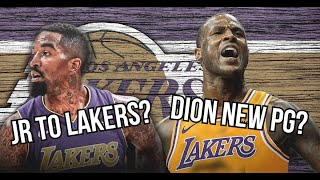 Lakers Rumors 2020: Lakers Sign Jr Smith? Avery Bradley Replacement? Lakers Free Agency 2020