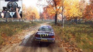 Subaru Impreza - Dirt Rally 2.0 | Logitech g29 gameplay