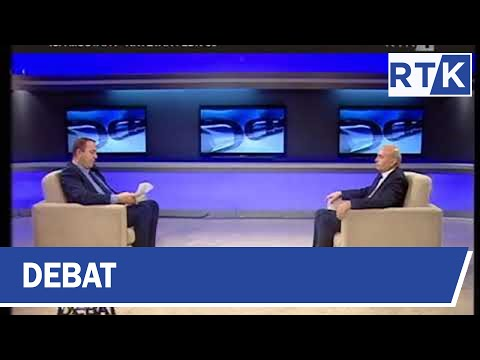 DEBAT -  ISA MUSTAFA -  KRYETAR I LDK-së  25.12.2017