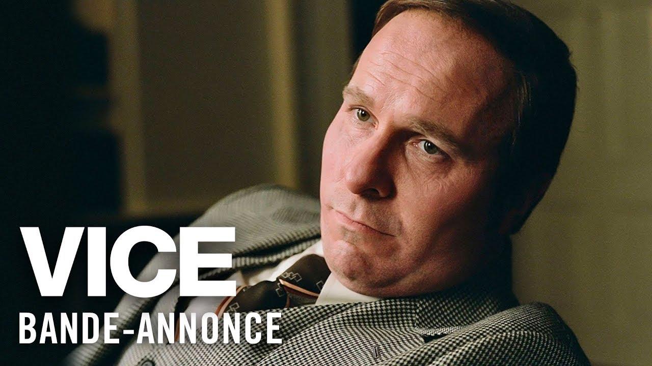 Vice - avec Christian Bale et Amy Adams - Bande-annonce
