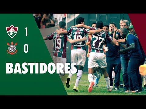 FluTV - Bastidores - Fluminense 1 x 0 Corinthians - Campeonato Brasileiro