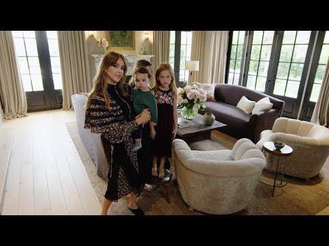 В гостях у Джессики Альбы: дом актрисы в Лос-Анджелесе