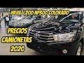 Precios De Camionetas Doble Cabina De Trabajo 2020