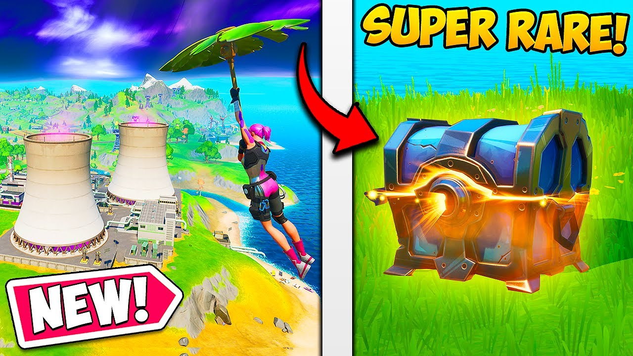 New Map Super Rare Chests Fortnite Funny Fails And Wtf Moments 710
