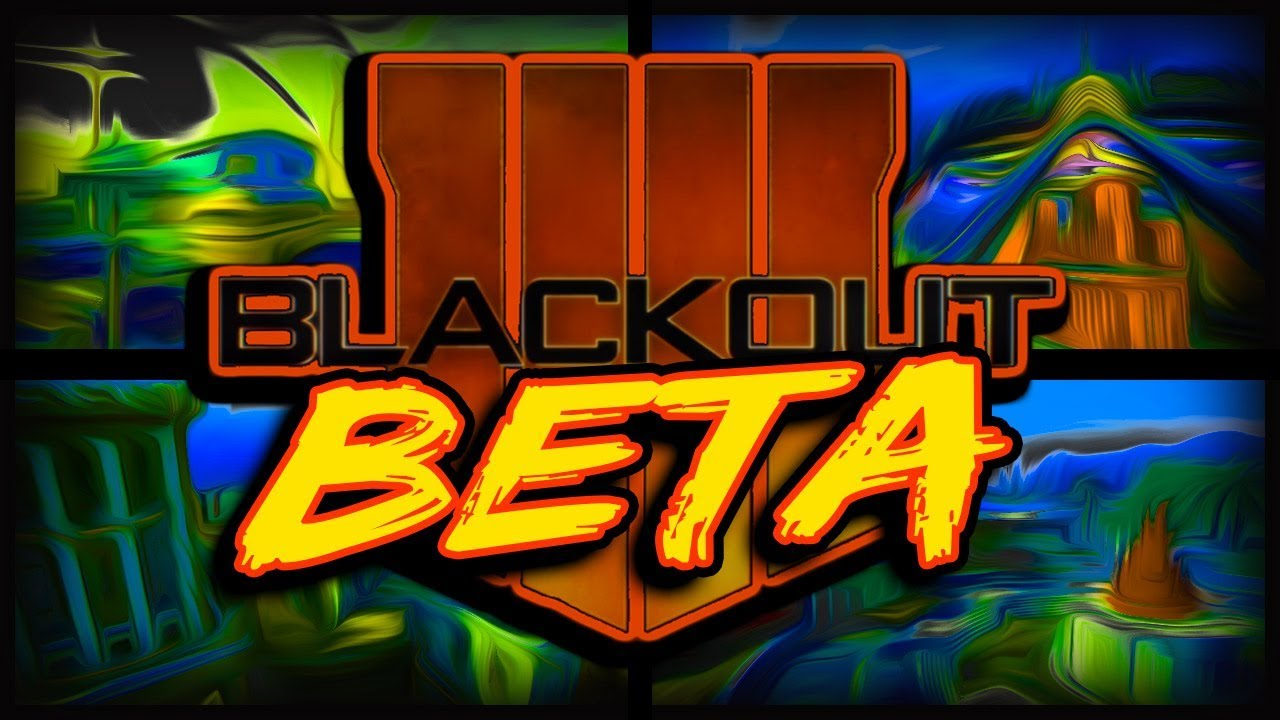 """How To Get ACCESS To """"BLACKOUT BETA"""" Black Ops 4 COMING SOON!!"""