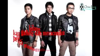 PAPINKA   TAK BISA With Lyrics   Video HD