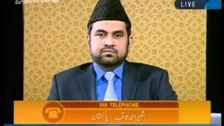 Prophecy regarding the Messiah from Hadith-persented by khalid Qadiani.flv
