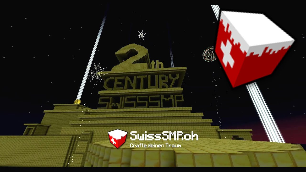 20th Century Fox Minecraft - Swiss Gaming Community Schweiz Schweizer Server Clan